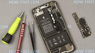 Приступая к ремонту мобильного телефона