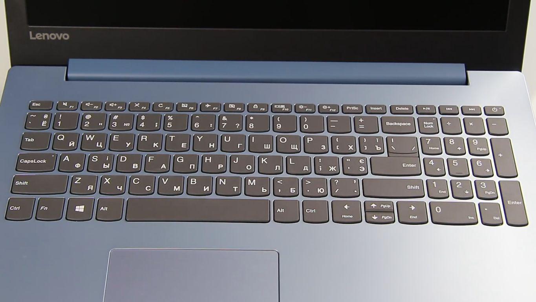 клавиатура ноутбука Lenovo IdeaPad 320-15ISK