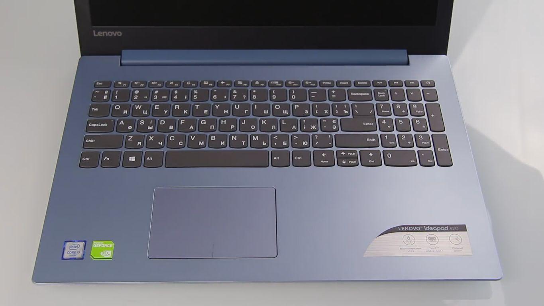внутренняя крышка ноутбука Lenovo IdeaPad 320-15ISK